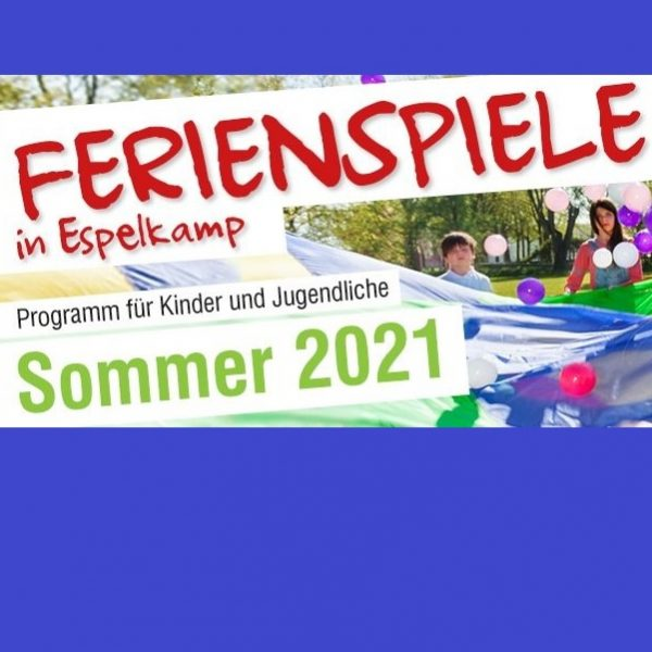 Ferienspaß im Isy7 vom 26. Juli bis 13. August 2021